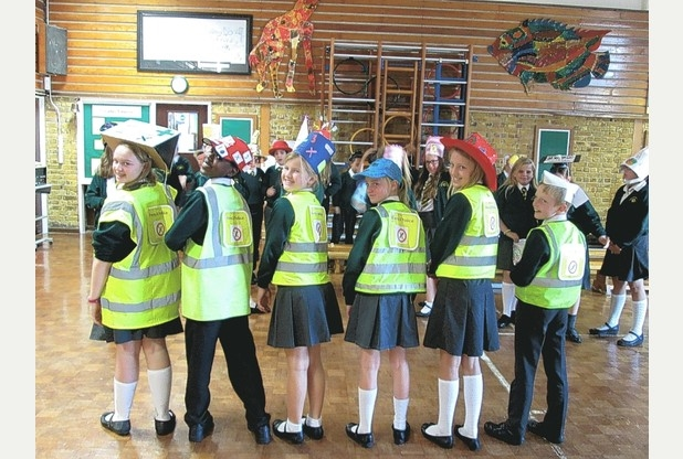 World Maths Day fun at Stortford's Summercroft Primary