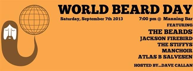 World Beard Day: Celebrating our bearded Blues