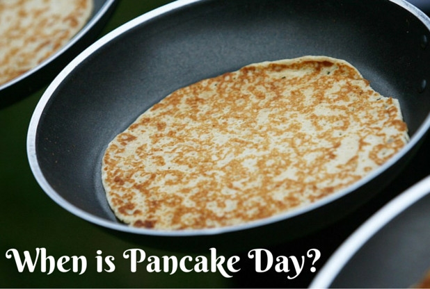 When is Pancake Day/Shrove Tuesday 2016?
