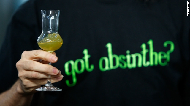 Meet the Green Fairy: Where to celebrate National Absinthe Day