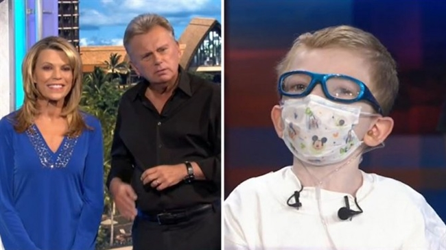 'Wheel of Fortune' Hosts Give Terminally Ill Superfan, 9, His Dream Day
