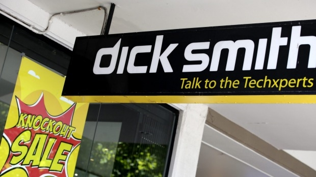 Help for former Dick Smith-backed charity