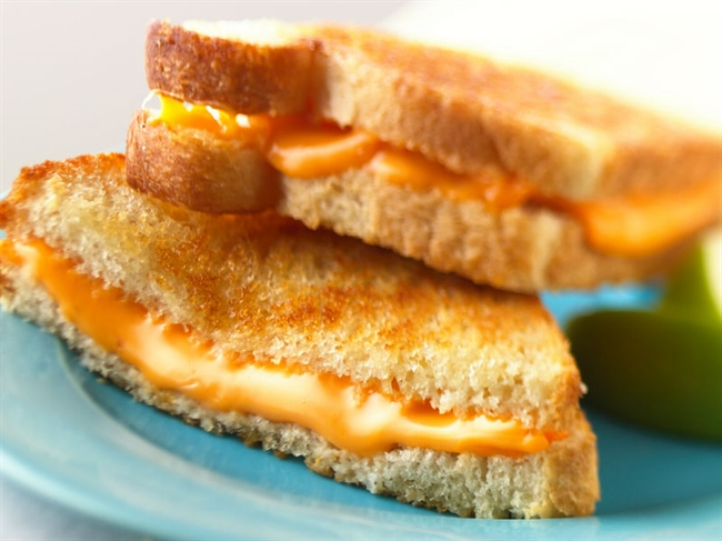 It's National Grilled Cheese Sandwich Day!