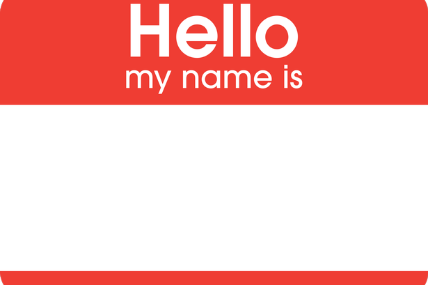 Happy Unique Name Day! Celebrate the weirdest and most wonderful names today