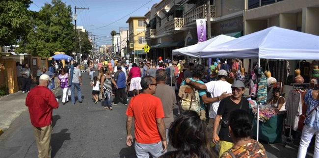 Regresa la Fiesta de la calle Loíza