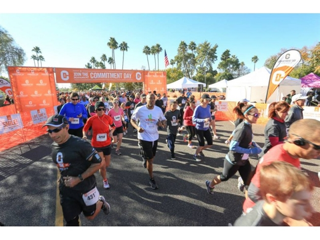 'Commitment Day' 5K Set for New Year's Day in Reston