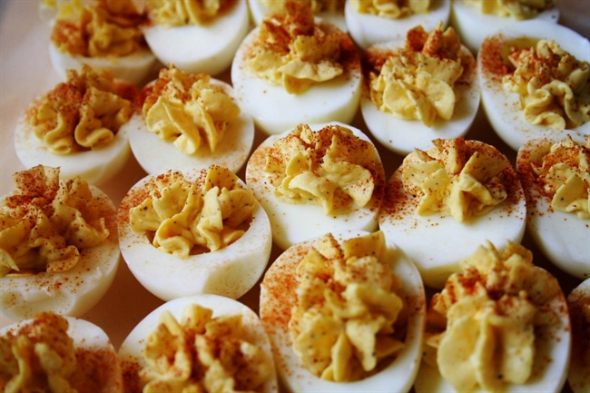 Happy Deviled Eggs Day