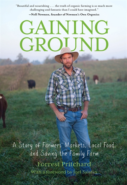 """""""Gaining Ground"""" is the book to read"""