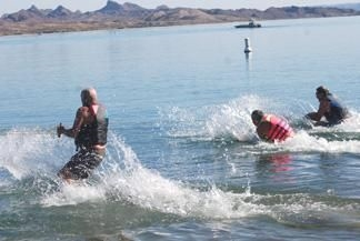 Grab your swim trunks: Havasu's Polar Bear swim changes locations