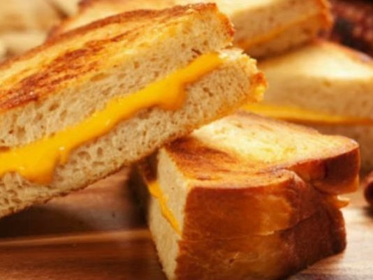 Grilled cheese yields more sex, better people