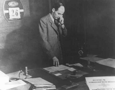 International Memory Day: World War II Hero Raoul Wallenberg Commemorated