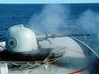 Close call after Navy apparently fires on fishing boat during Ex Good Hope