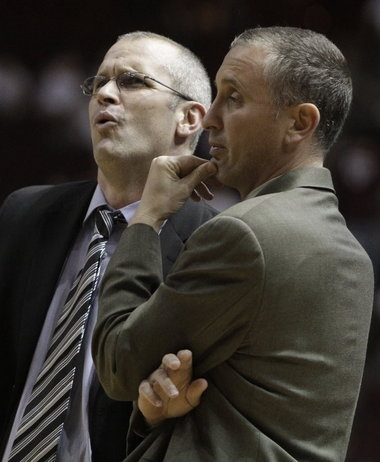 Wagner College's Bobby Hurley: Big brother, chief confidant