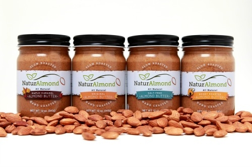 Local NaturAlmond Butter Offers Discount for National Almond Day