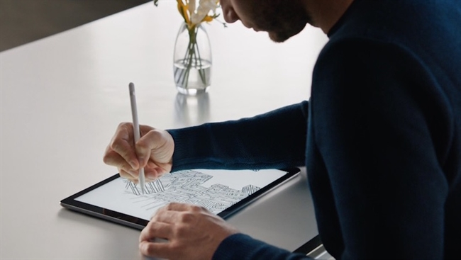 Jony Ive on Apple Pencil: A 'Natural' and 'Familiar' Extension of Traditional ...