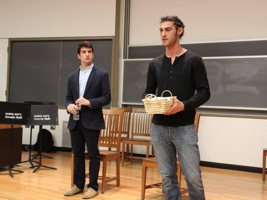 Staged reading of play tackles Darfur crisis