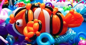 Balloons Around The World Day