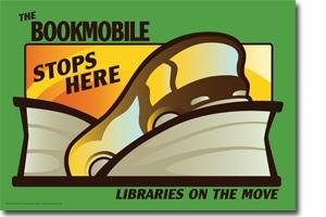 Celebrating National Bookmobile Day