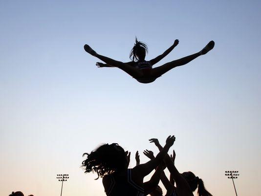 Neuharth: Cheerleading Week worth cheering about