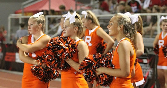 Cheerleading Safety Month