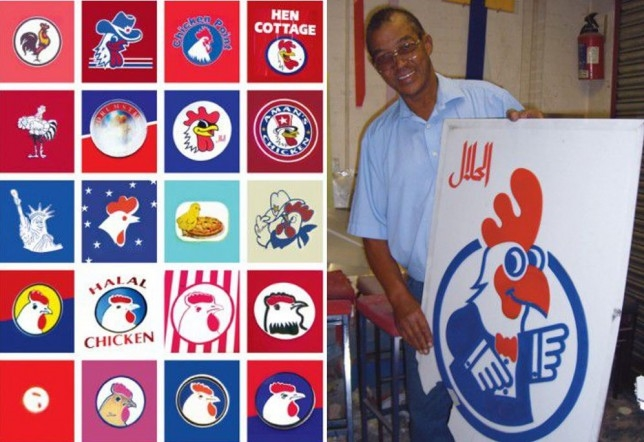 Poultry Day 2015: Meet Mr Chicken, the man who designed 90 per cent of London ...