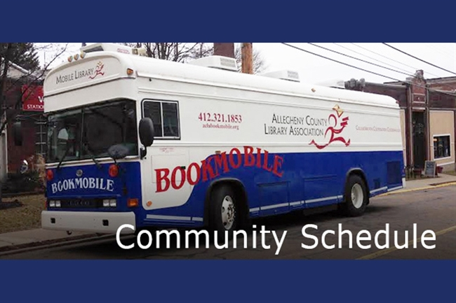 April 15 is National Bookmobile Day in Allegheny County and aross the country