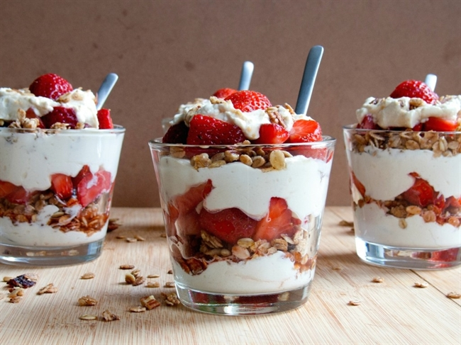 #DidYouKnow: Today is National Parfait Day