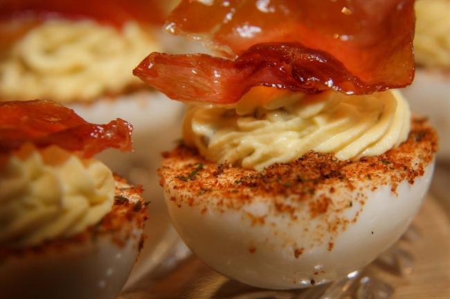 Lindsay Autry's secret to genius deviled eggs