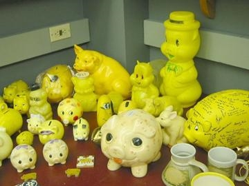 Today is Yellow Pigs Day