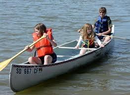 La Vase Portages Canoe Day Saturday