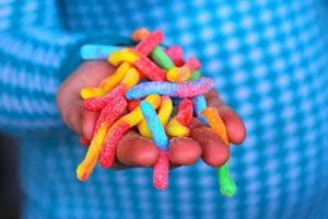 Gummi Worm Day