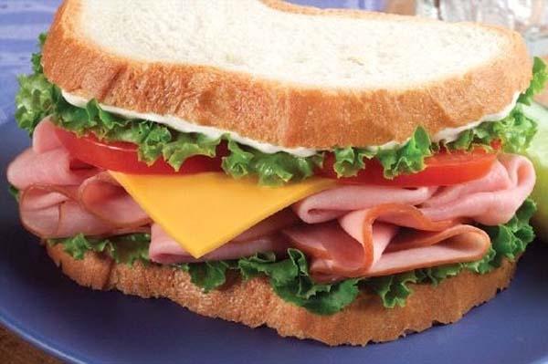 America's most popular sandwiches