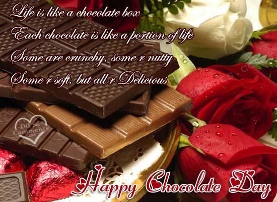 Warren Buffet & National Chocolate Day