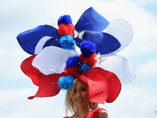 Check out these weird and wonderful hats for National Hat Day