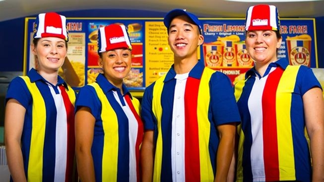 Hot Dog on a Stick: Wear the Hat, Get a Free Corndog