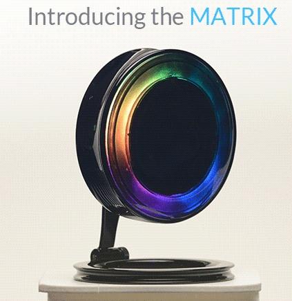 Matrix Can Deliver Up to 32K Sensor Combinations