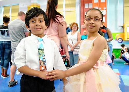 Cha cha cha:! Students dance like pros at Memory Day