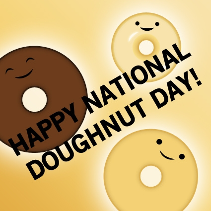 The Surprising History Behind National Doughnut Day