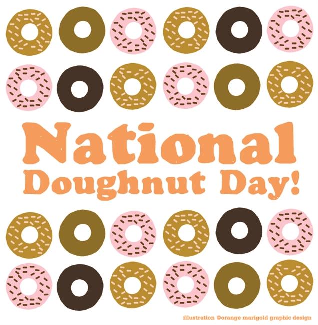 National Doughnut Day celebrated nationwide