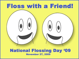 National Flossing Council Encourages Group Flossing Activities for Day After ...