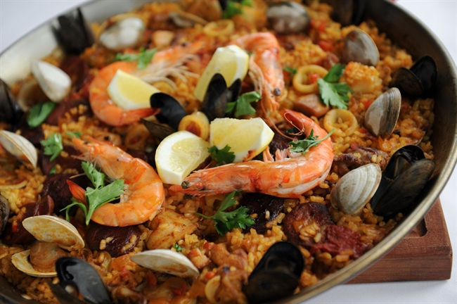 Five places to indulge on Spanish Paella Day