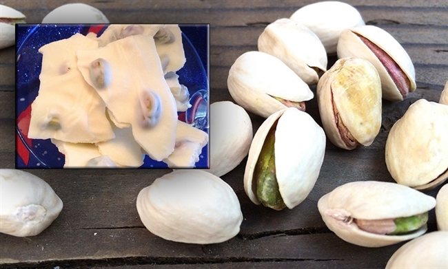 Party for National Pistachio Day with Piccione