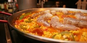 Spanish Paella Day