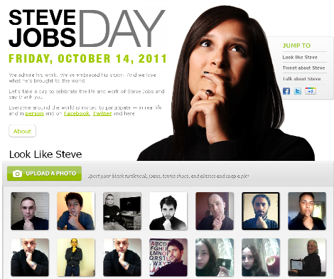 'Steve Jobs Day' Poised to Become a Memorial