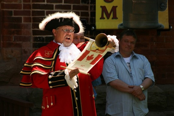 International Town Criers Day