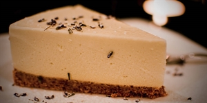 White Chocolate Cheesecake Day