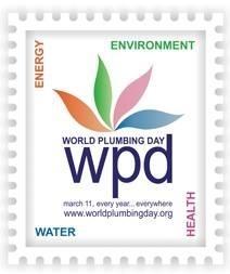 World Plumbing Day ingen skitsak